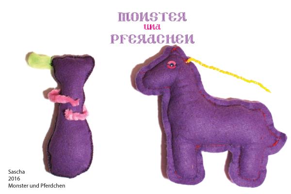 Monster und Pferdchen